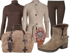 comfort - Casual Outfit - stylefruits.nl