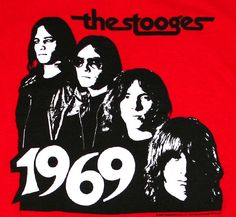 "COVERS & LOVERS : 1969 LP ""THE STOOGES"" THE STOOGES"