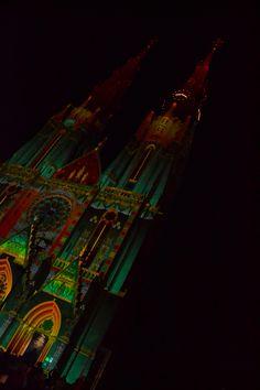 Glow Eindhoven 2014, Catharina kerk