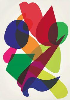 Chris Wharton - 50 Years of Brasilia posters, for an exhibition by design studio Brasilia Prima