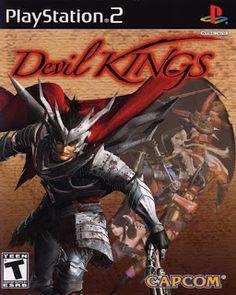 Devil Kings ps2 iso rom download