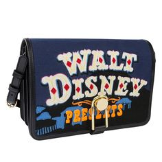Walt disney presents cross body bag.