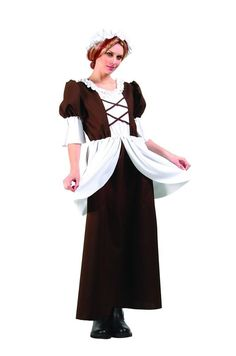 #Trendy Halloween - #RG Costumes Colonial Lady Adult Costume - AdoreWe.com
