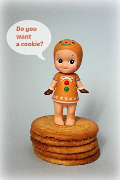 Sonny angel cookie