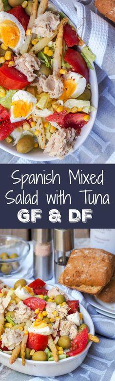 Spanish Mixed Salad