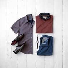 Going into the weekend with some great color tones from and 👌🏼 ––––––––––––––––––––––– Shirt: – Hudson Navy Pullover: - Quinn Chinos: – True Blue Shoes: – The Cagney Cap-Toe Oxford / Chocolate Watch: Socks: ––––––––––––––––––––––– Brand Ambassador, Blue Shoes, Men's Fashion, Male Outfits, Color Tones, Style Inspiration, Pullover, Casual, Moda Masculina