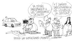 Un reporte Desde Las Infracciones...