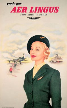 In Pictures: Aer Lingus at 80 - eight decades of airline nostalgia! - Independent.ie