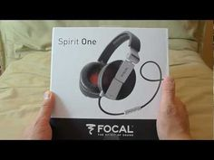 Focal Spirit One headphones unboxing. Available NOW @Audio Visual Solutions Group 9340 W. Sahara Avenue, Suite 100, Las Vegas, NV 89117