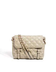 Warehouse Quilted Satchel