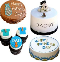 6 Gift Ideas Surrounding Father's Day Cake