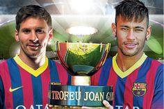 Trofeo Gamper: Empieza el espectáculo El debut del Tata y el recuerdo a Ramallets dan al torneo el encanto que tuvo antaño Ver juntos por primera vez a Messi y Neymar, gancho de un gran Gamper