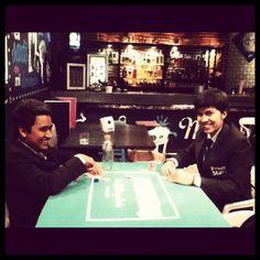 Chimichanga vs. Chimichurri | #Pokerstars tournie | @Vagarumbeando