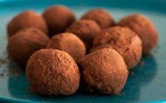 Brigadeiro fitness de batata doce: 25 calorias