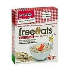 I love this oatmeal and is so good on my gentle tummy too. I am mostly Paleo and I find these great.