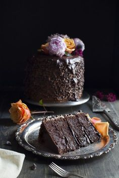 After one week of entries a winner has been selected by this week's judge, Jenny from Good For You Gluten-Free! Congrats to Vanessa with her winning Death By Chocolate Cake Recipe!