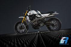 Nuova Yamaha Yard Built XSR 700  by Bunker Custom Motorcycles http://www.italiaonroad.it/2016/05/04/nuova-yamaha-yard-built-xsr-700-by-bunker-custom-motorcycles/