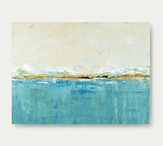 CA Horizons 107, Acrylic on Canvas by Andrzej Michael #potterybarn