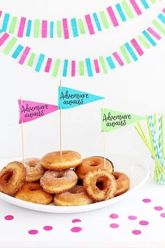 #congrats #graduation #partydecor #colorful #garland #donuts #adventureawaits #party #congratulations #convocation #jwevents #torontoeventplanning #torontoeventsideas #torontoeventsdesign #torontoeventsdecor #torontoevenstorganizer #torontoevents #eventplanning #eventdecor #eventorganizer #eventideas