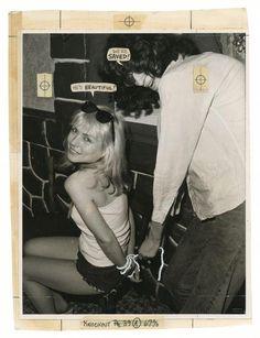 "thisaintnomuddclub: """"Debbie Harry and Joey Ramone in Punk Magazine's Mutant Monster Beach Party, 1978 "" "" Joey Ramone, Blondie Debbie Harry, Ramones, Punk Rock, Punk Magazine, New Wave, Joan Jett, Pop Bands, Post Punk"