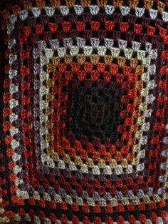 Granny Square Cocoon Sweater Crochet cocoon Cardigan Women