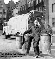 Śmieciara lat 60-70