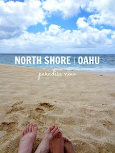 Oahu's North Shore is exactly what it is supposed to be: paradise. We drove up from Honolulu and stopped at any small beach town or scenic lookout that called our name. And there were many. It's really not fair that people actually get to live here. I mean, just look at this place. If you...Read More »