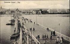 Danzig - Zoppot - Steg