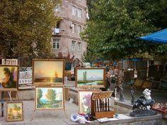 Yerevan Flea Market
