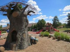 For Climbing Fiends: Harvester Park Playground