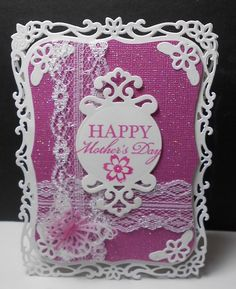 filigree hinged card     Christina Griffiths has a YOU TUBE video on how to make it.