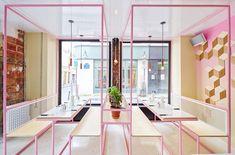 PNY Marais, Paris / Cut Architectures - Guide Fooding®