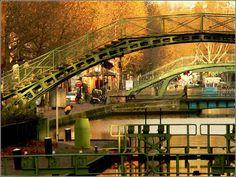 Canal Saint-Martin - Paris X