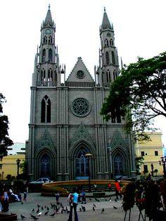 Cathedral of Saint John the Baptist, Valera. Trujillo, Venezuela