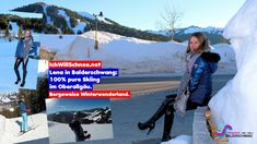 Balderschwang: 100% Pure Skiing mit Lena. Neuschwanstein, 100 Pure, Mount Everest, Skiing, Tourism, German, Pure Products, Mountains, Nature