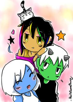 Catarina, Ragnor and Magnus