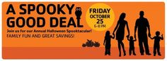 South Dade YMCA's Annual Halloween Spooktacular Miami, FL #Kids #Events