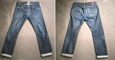 Edwin ED-55 (1.5 Years 2 Washes 1 Soak) - Fade of the Day - http://hddls.co/2ydiCVD