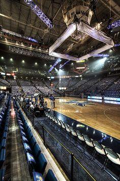 Rupp Arena, Lexington, Kentucky
