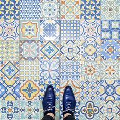 When In Barcelona Watch Your Step, You Might Be Walking On Art!