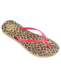 cd5ab2bfa7be7f Product image of Havaianas Women s Slim Animals Fluo Flip-Flops