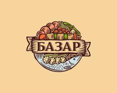 Bazar Logo Design | More logos http://blog.logoswish.com/category/logo-inspiration-gallery/ #logo #design #inspiration