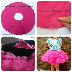 The Bubble Ruffle Tu-Tu Tutorial