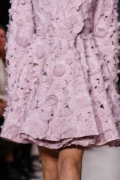 Giambattista Valli Fall 2014 Detail