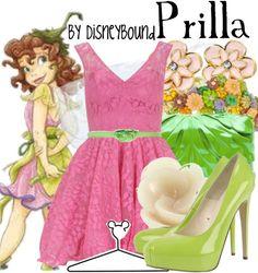 Prilla, Disney fairy, tink's friend
