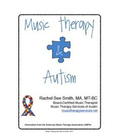 Autism and Music Therapy fact sheet