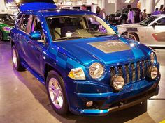 Custom Jeep Compass | Jeep Compass | Flickr - Photo Sharing!