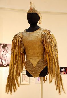 Le Cio d'Or costume from the Ballet Russe by Museum of Performance & Design, via Flickr