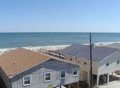 Carolina Beach Vacation Rental - VRBO 24075 - 2 BR Southern Coast Condo in NC, Elevator/ at Ocean/ Internet/Pool/Great View