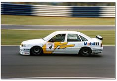 When motorsport used to be interesting.  90's BTCC Cavalier,  John Cleland